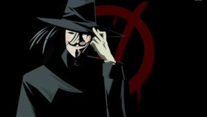 V For Vendetta Full Hd