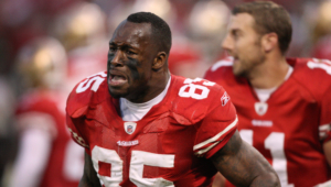 Vernon Davis Hd Wallpaper