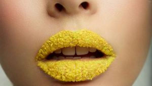 Yellow Sugar Lips