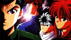 Yu Yu Hakusho High Definition Wallpapers