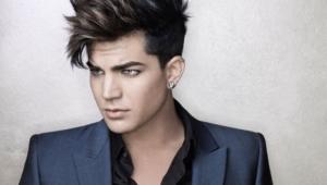 Adam Lambert Background