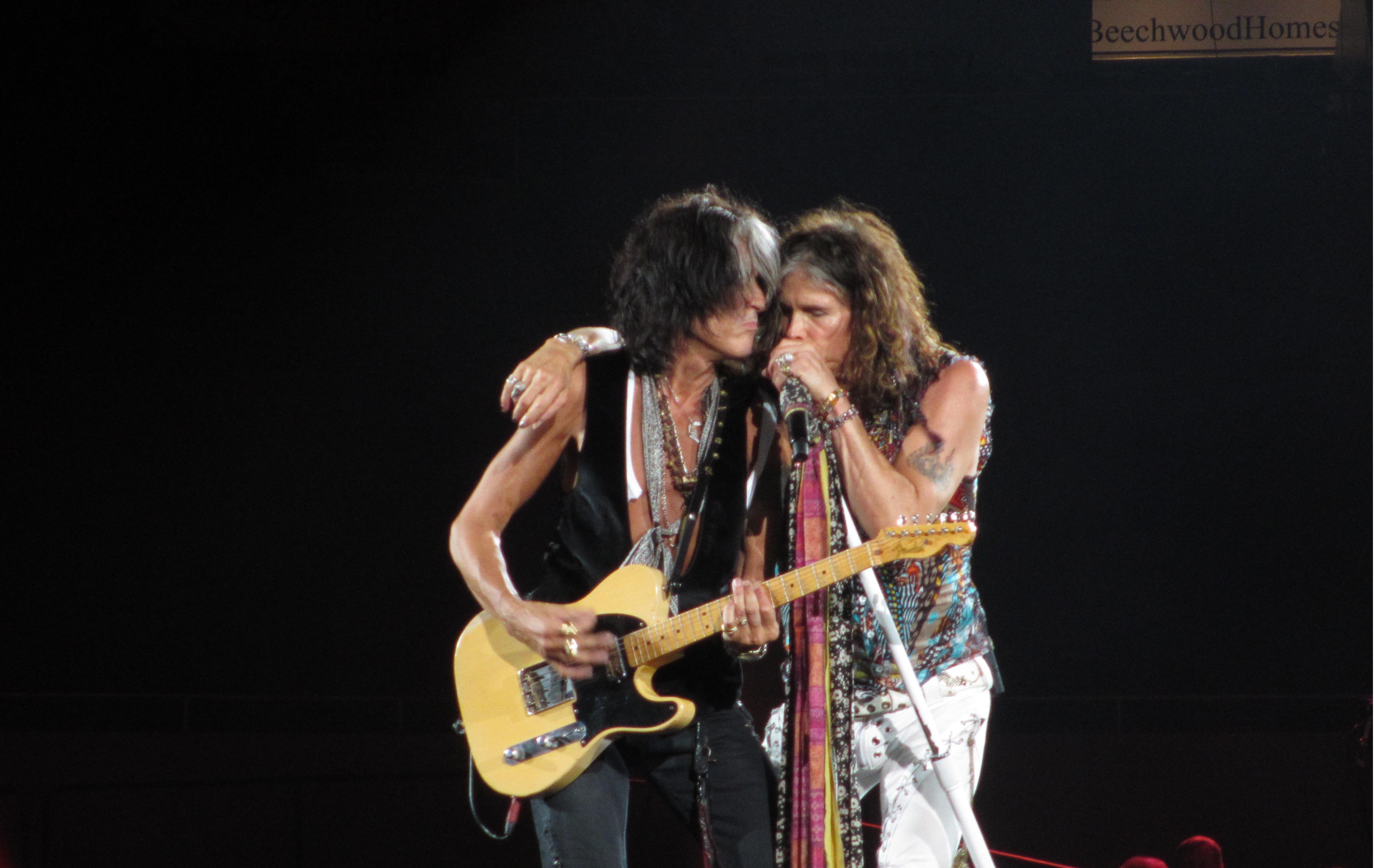 Aerosmith 4k