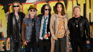 Aerosmith Hd