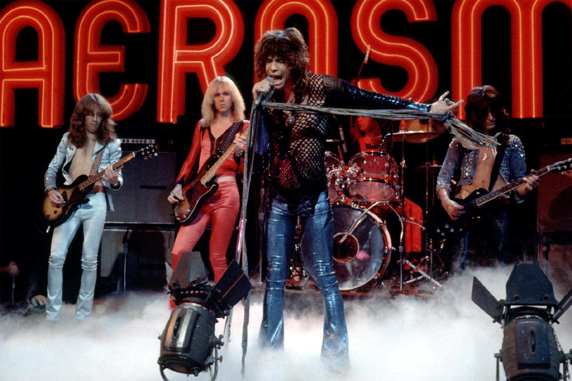 Aerosmith Hd Desktop
