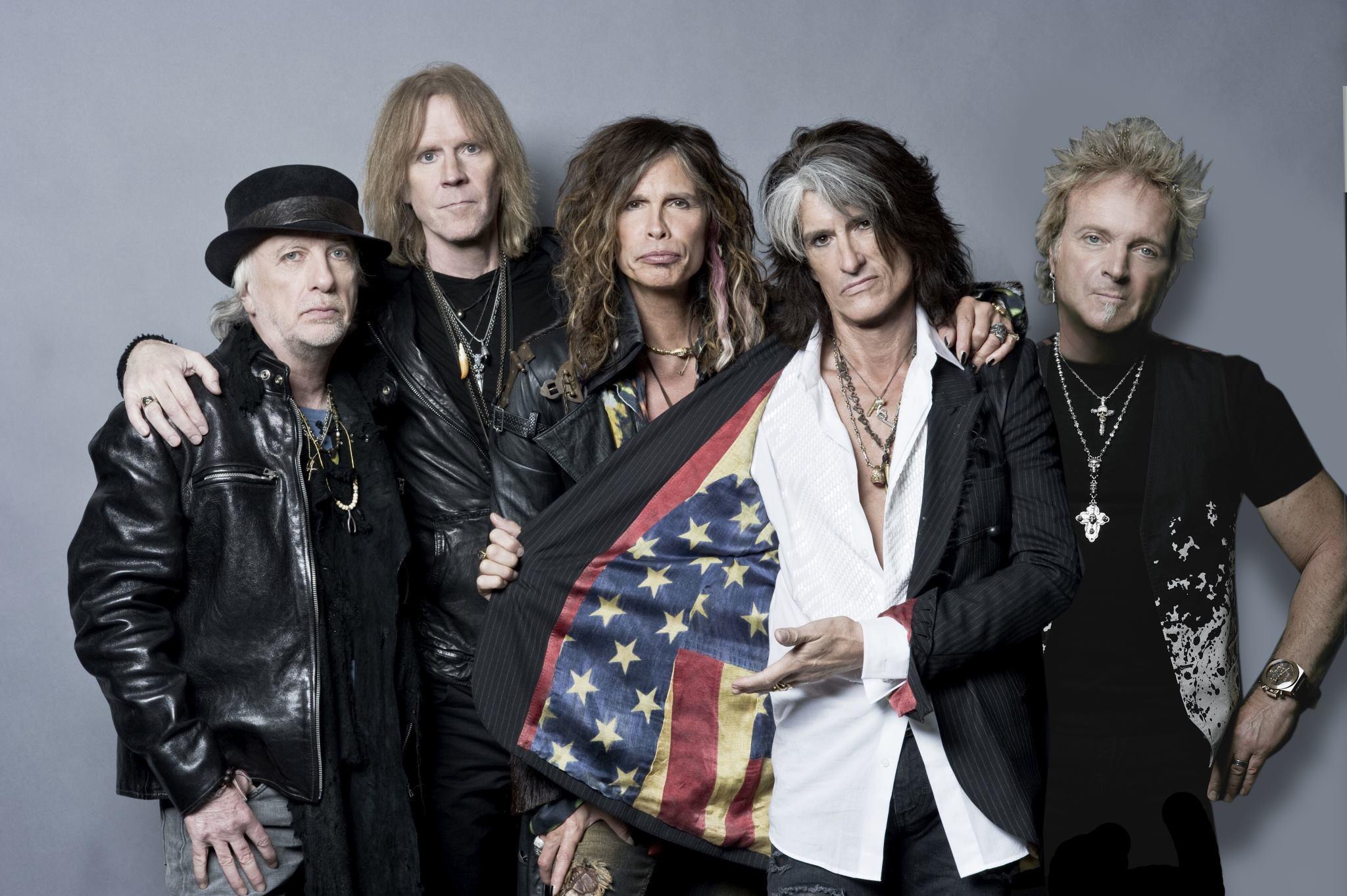 Aerosmith Hd Wallpaper