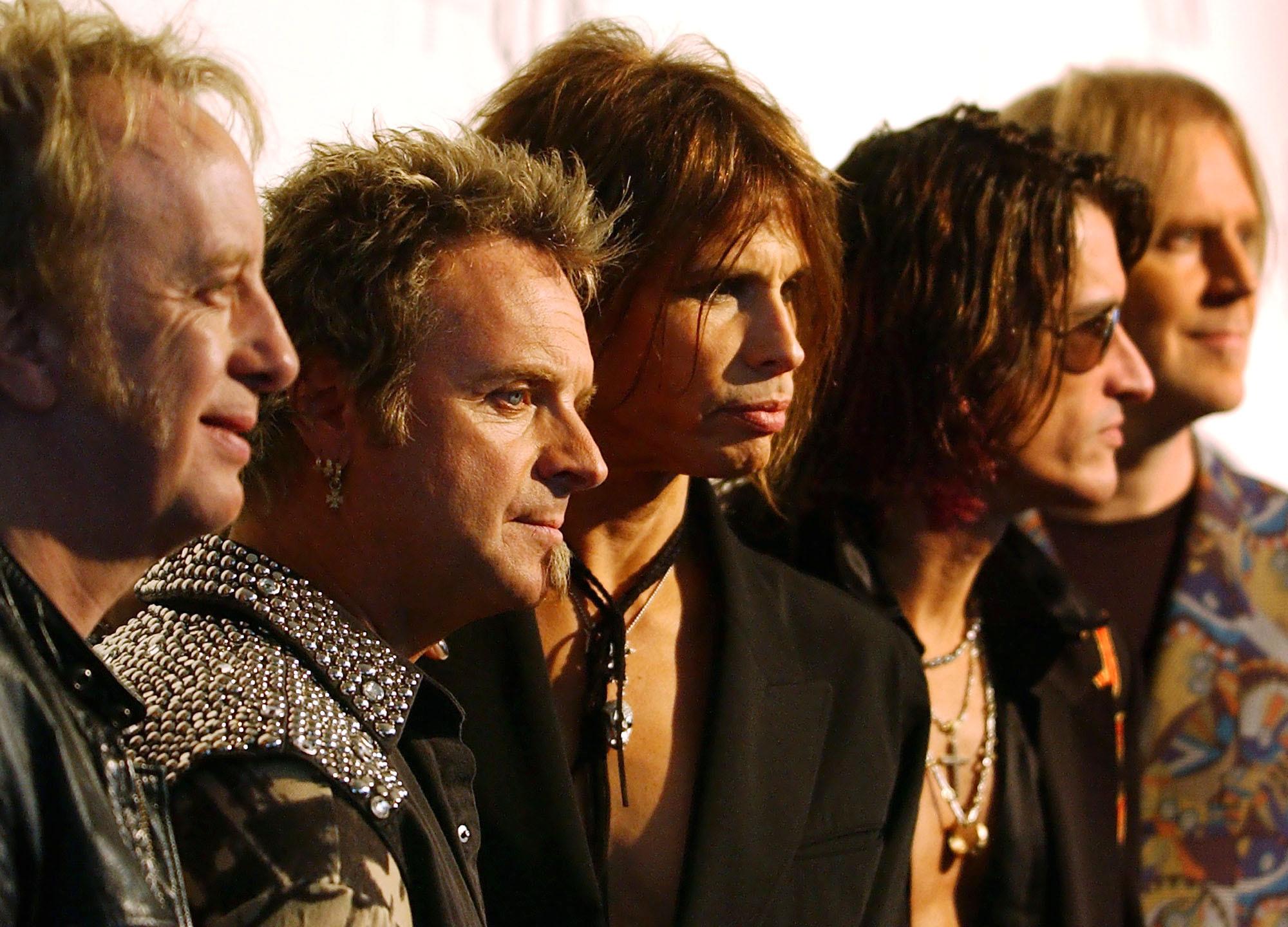 Aerosmith High Definition Wallpapers