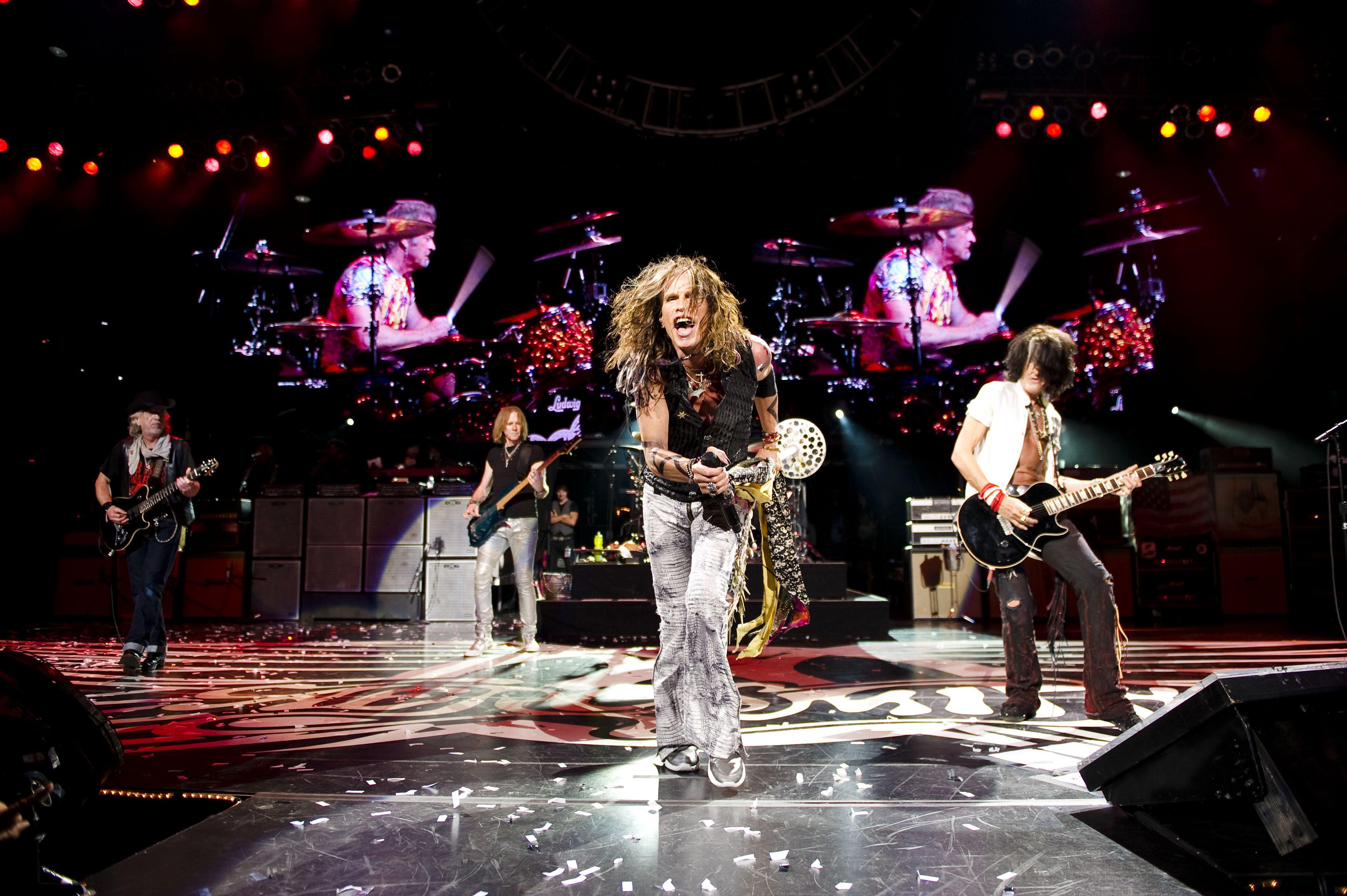 Aerosmith High Definition