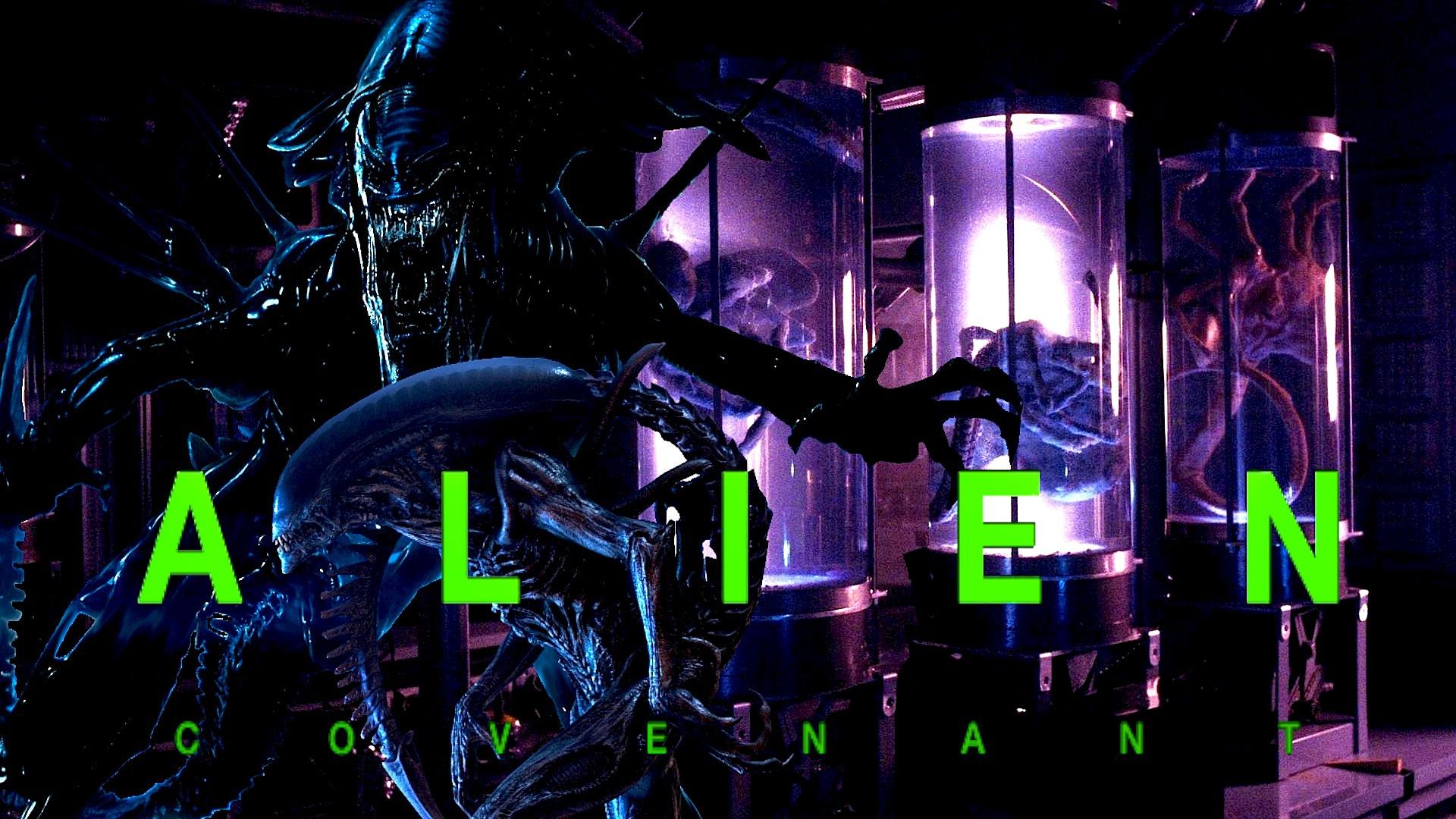 Alien Covenant Pictures