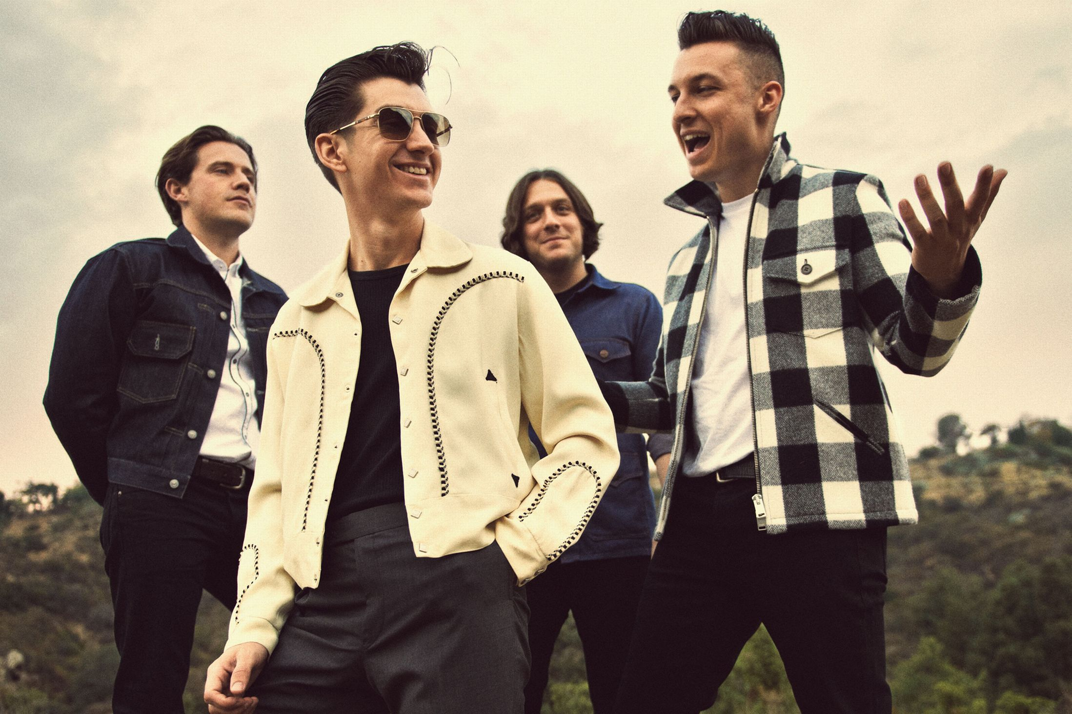 Arctic Monkeys High Quality Wallpapers