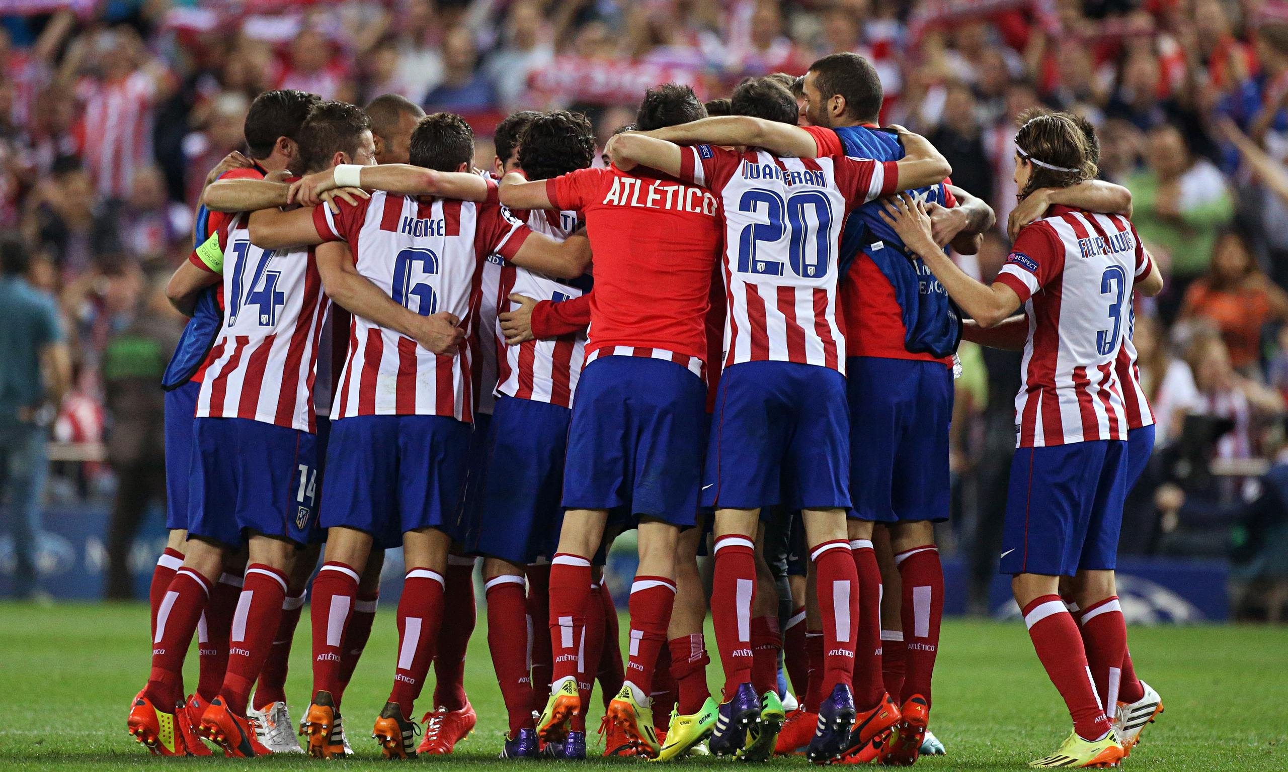 Atletico Madrid Desktop Wallpaper
