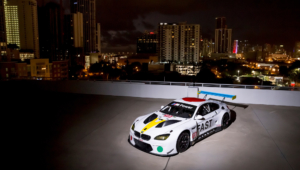 Bmw M6 Gtlm Wallpapers Hd