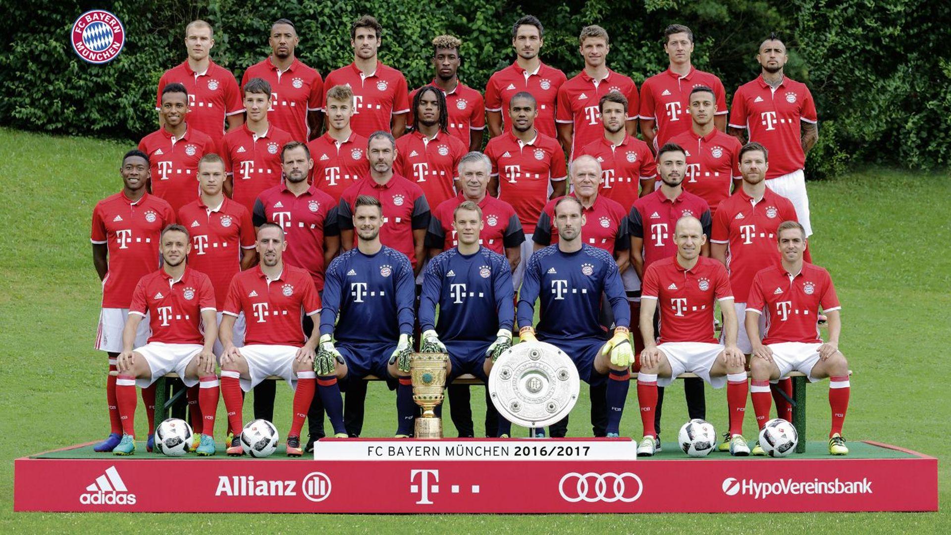 Bayern Munchen Background