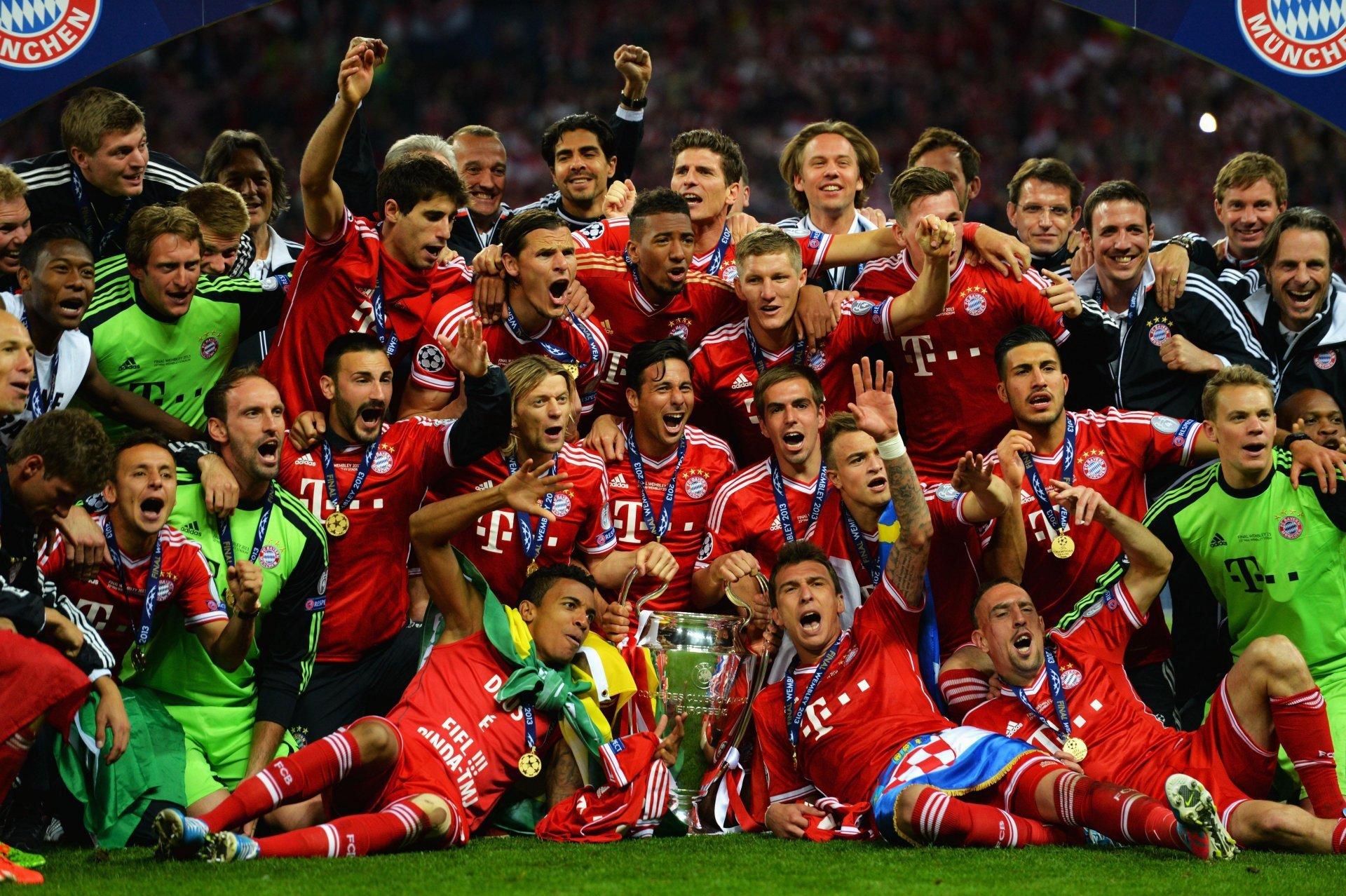 Bayern Munchen Hd Background