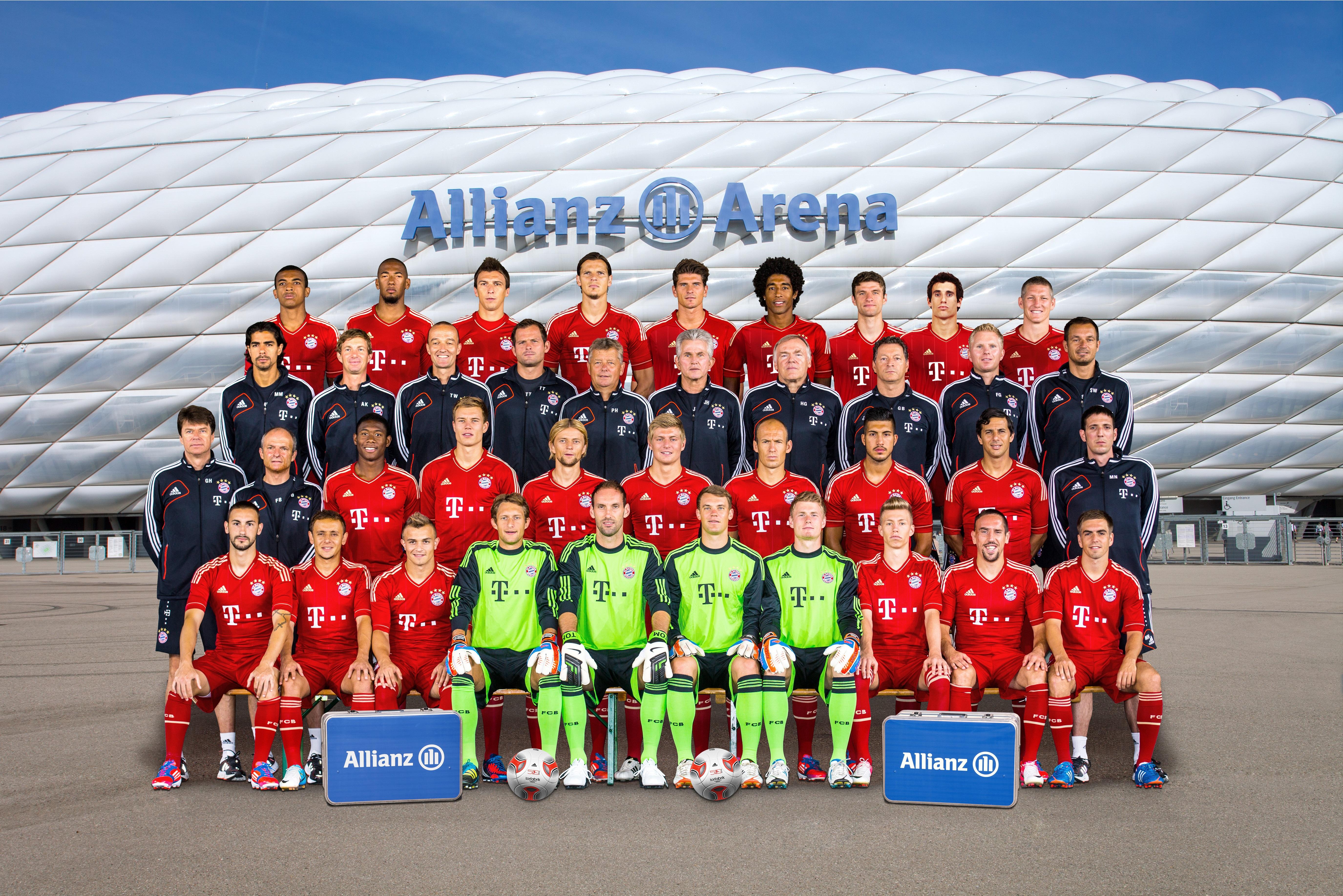 Bayern Munchen Hd Desktop