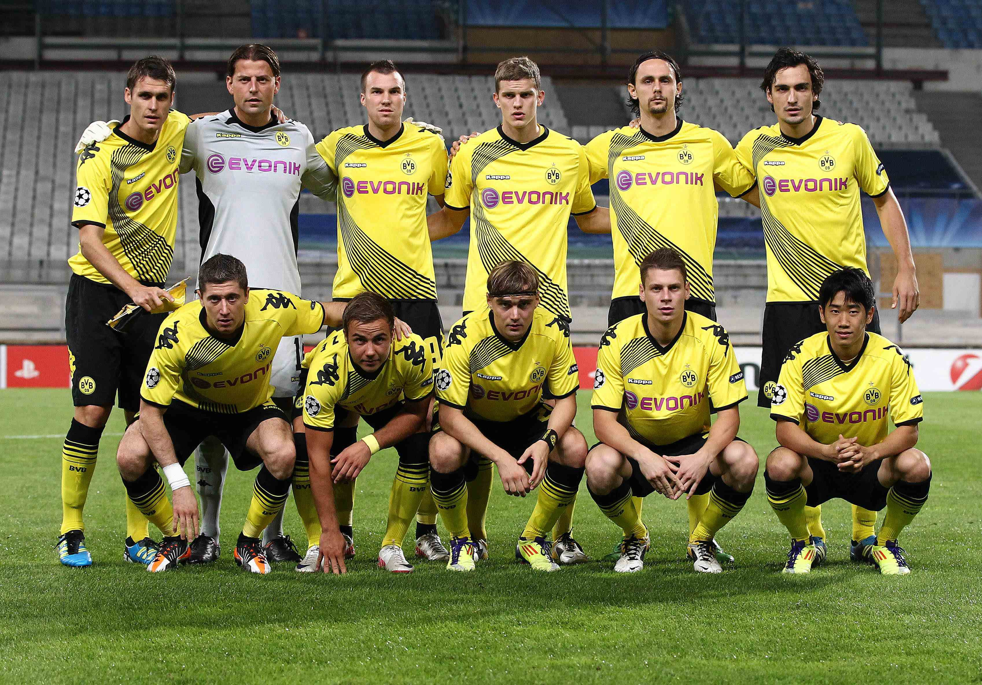 Borussia Dortmund Wallpapers And Backgrounds