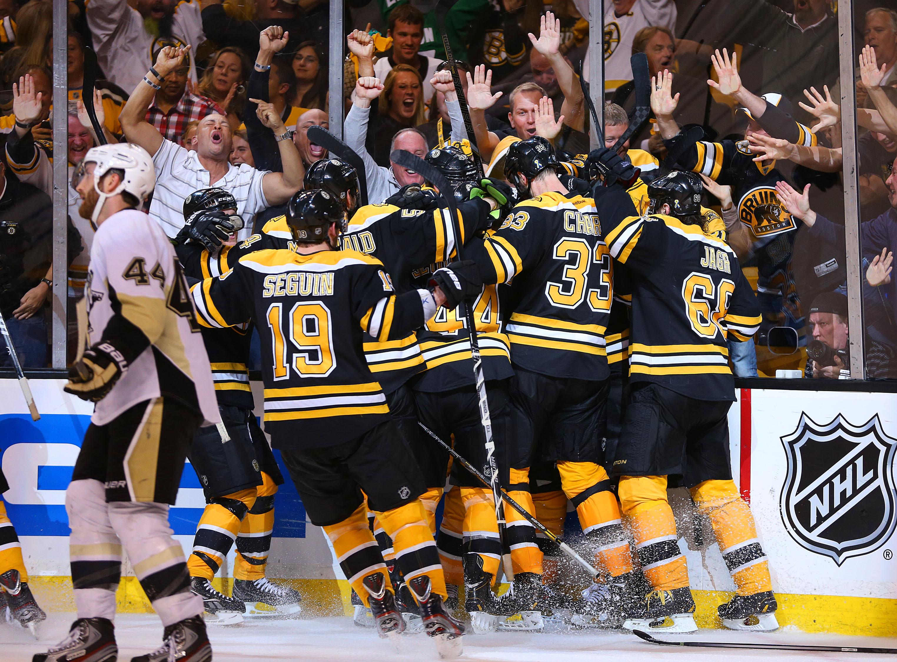Boston Bruins 4k