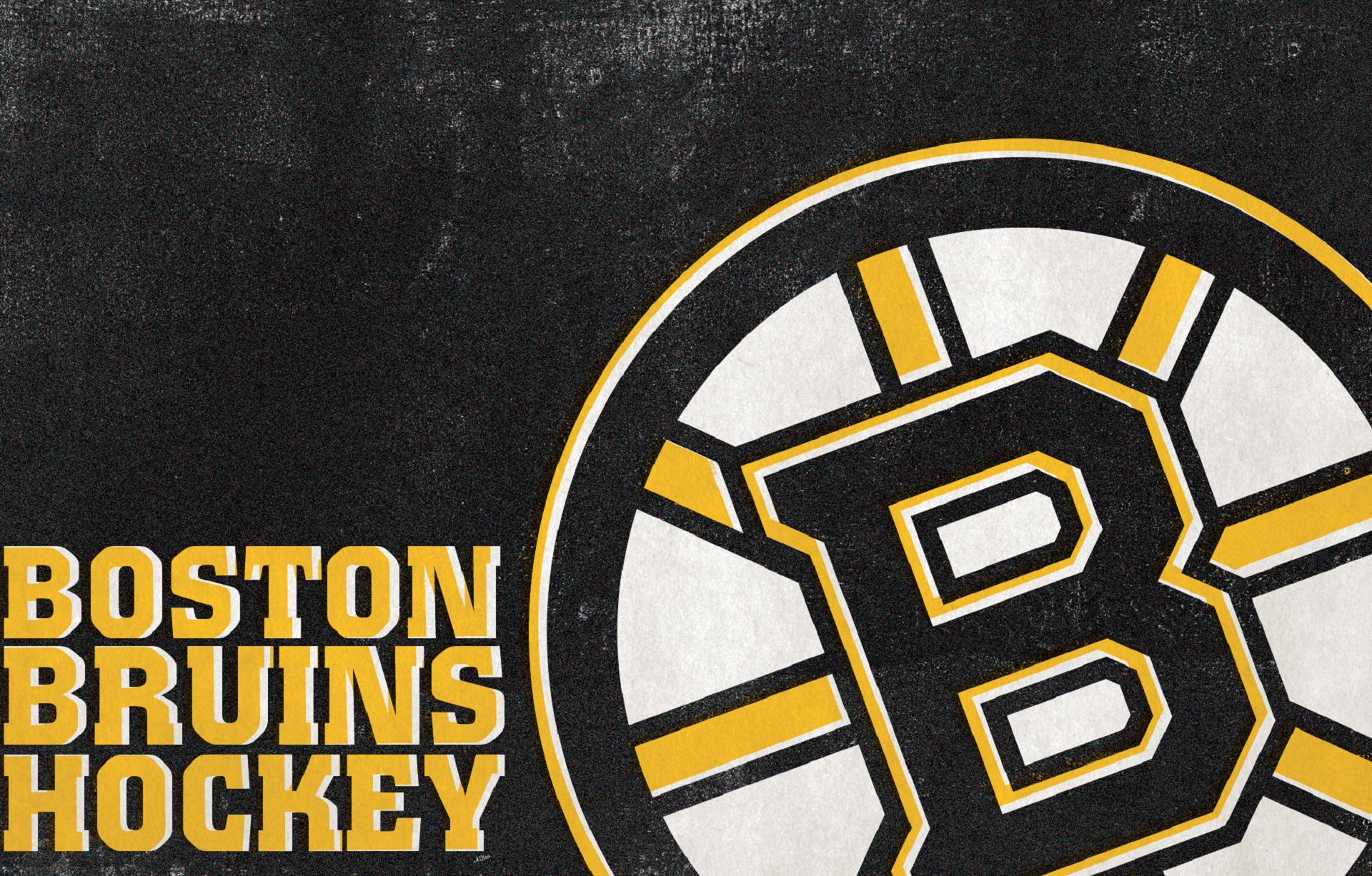 Boston Bruins Background