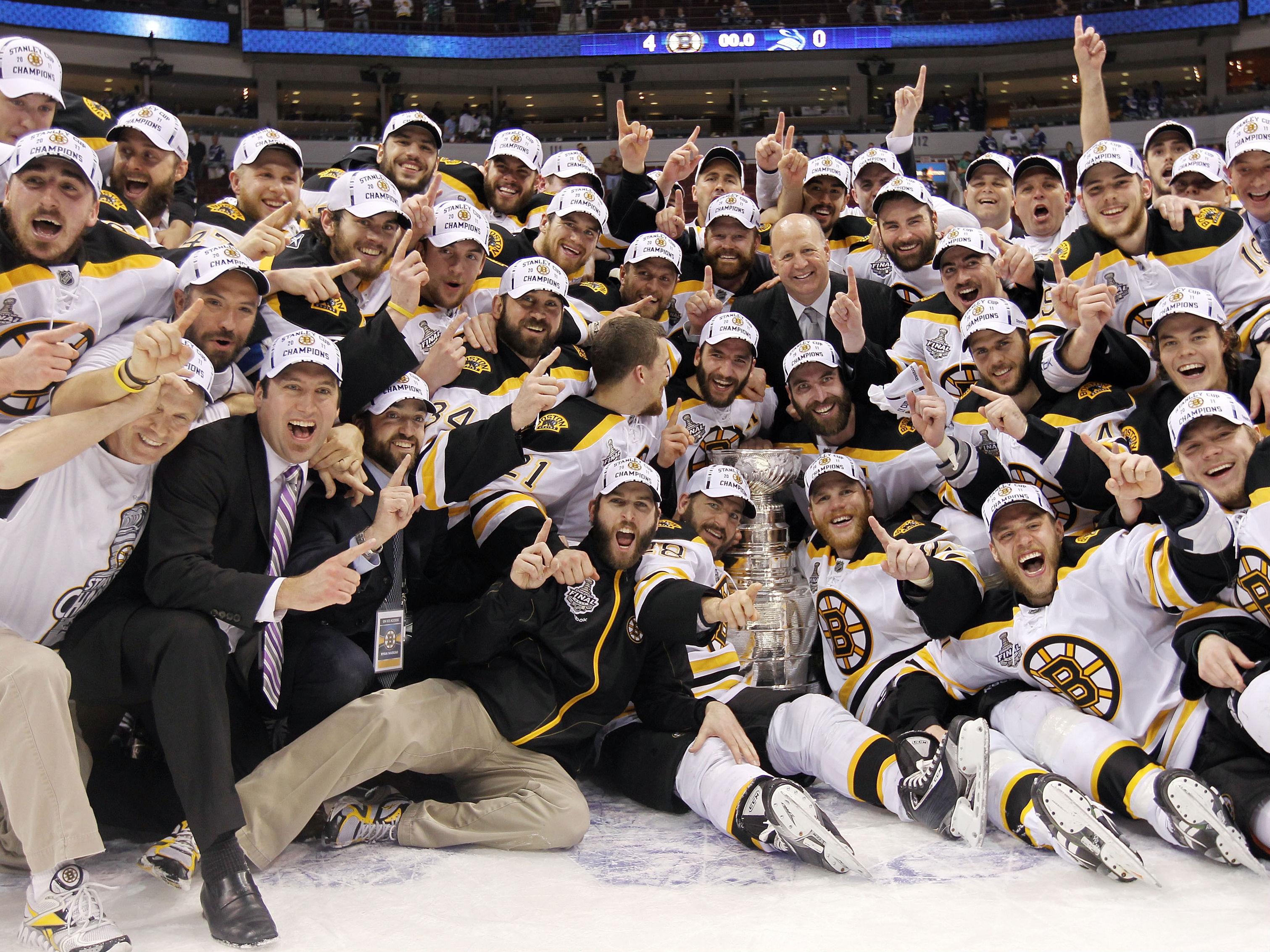 Boston Bruins Desktop Images