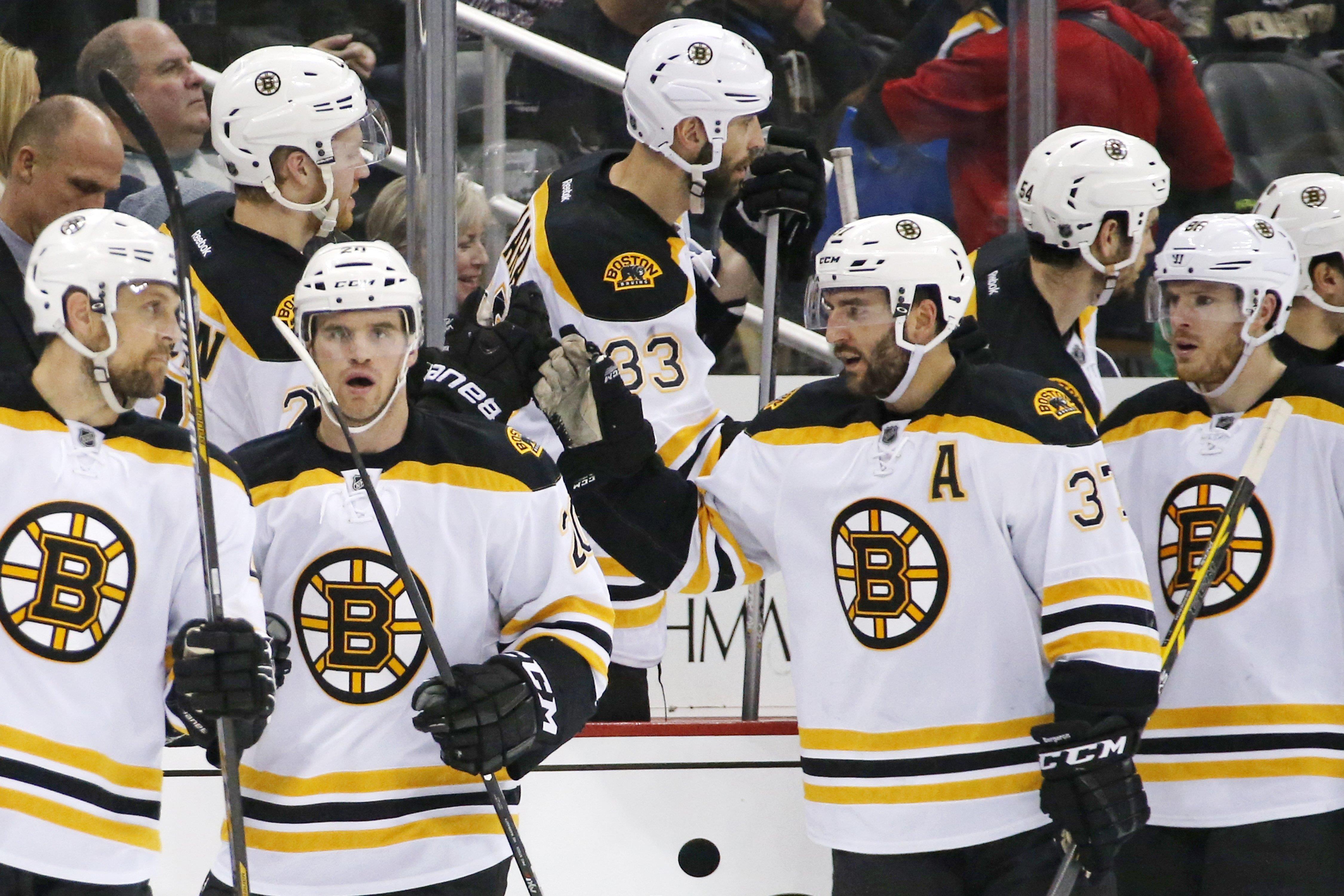 Boston Bruins Desktop