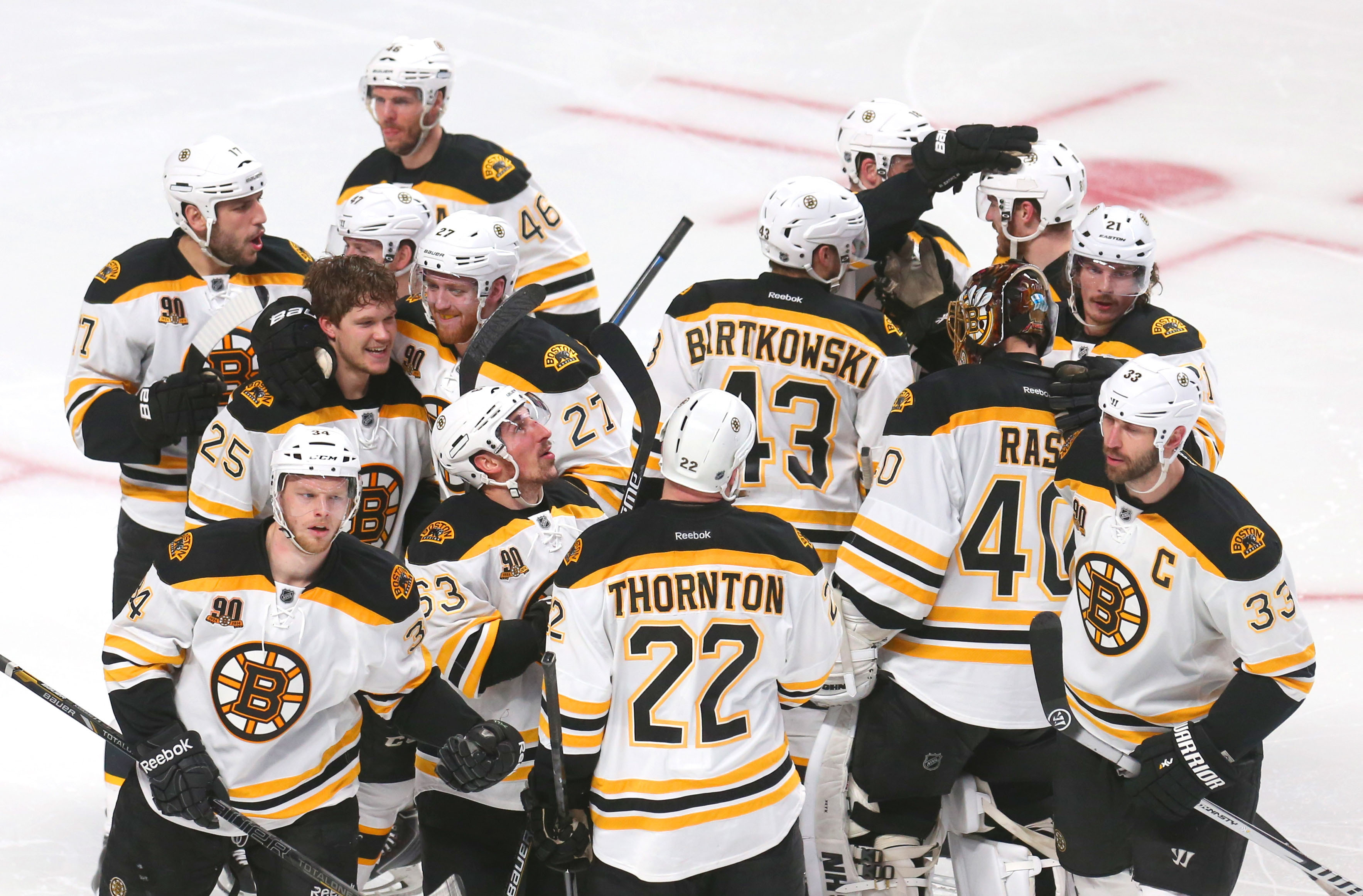 Boston Bruins Wallpaper