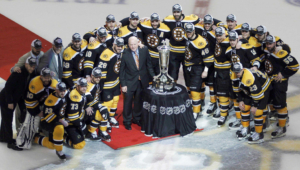 Boston Bruins Widescreen