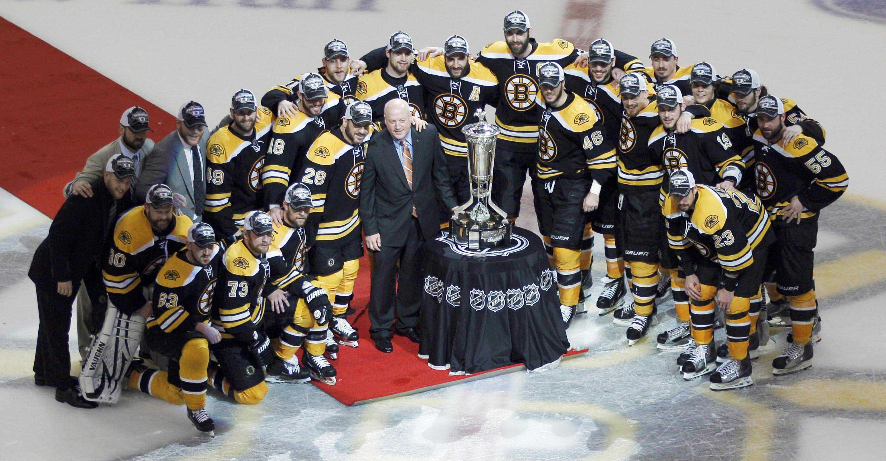 Boston Bruins Widescreen