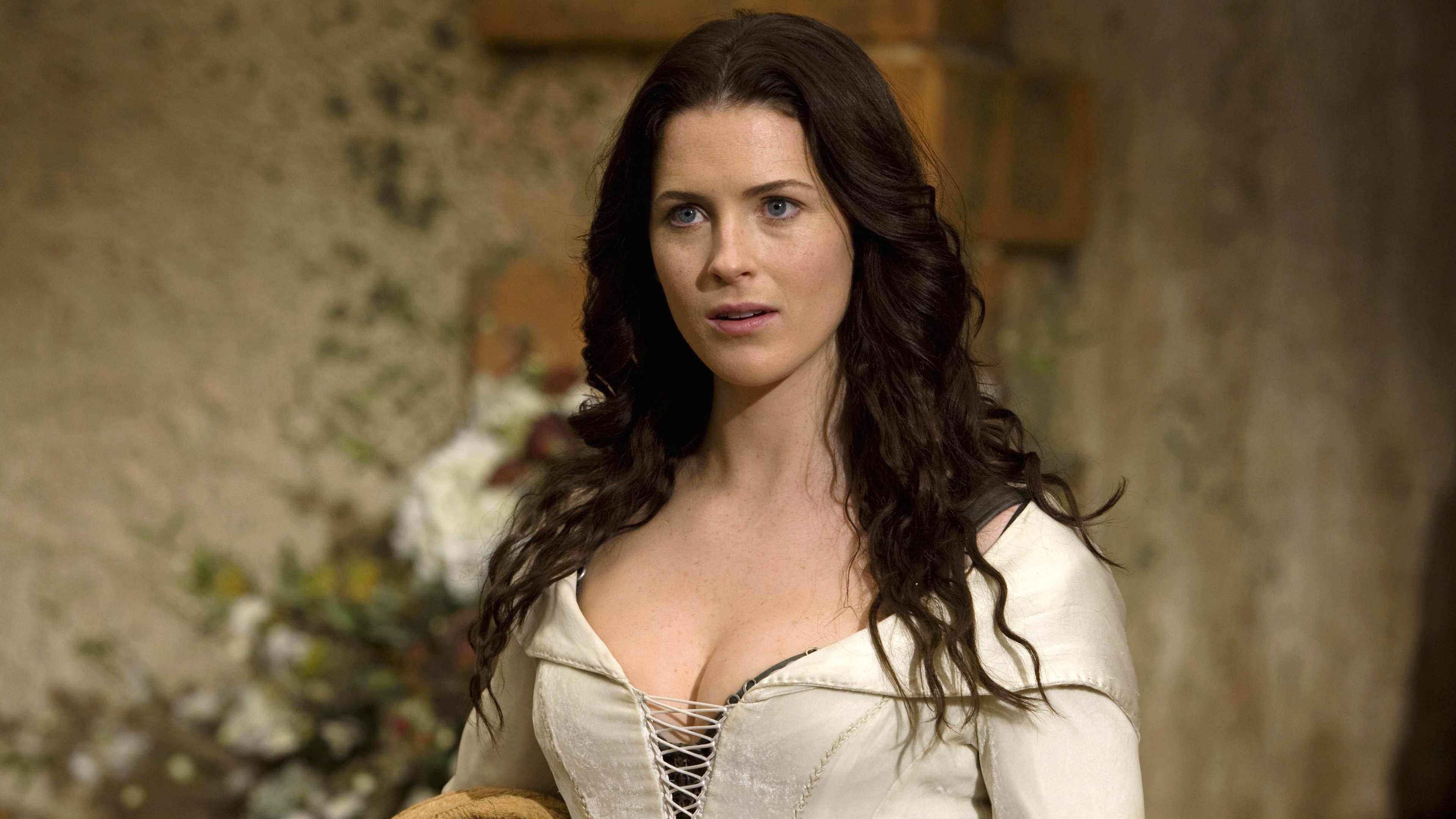 sexy images in legend of the seeker