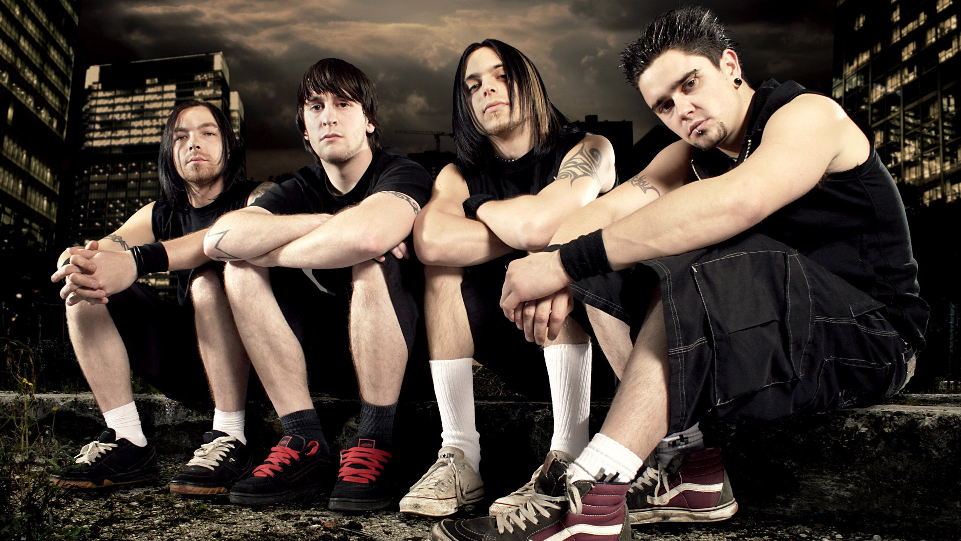 Bullet For My Valentine Background