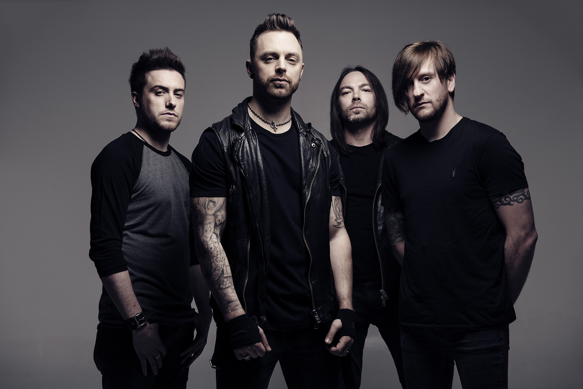 Bullet For My Valentine Computer Wallpaper