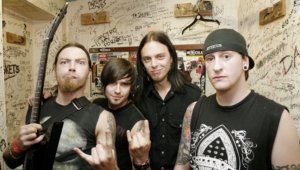 Bullet For My Valentine Wallpaper