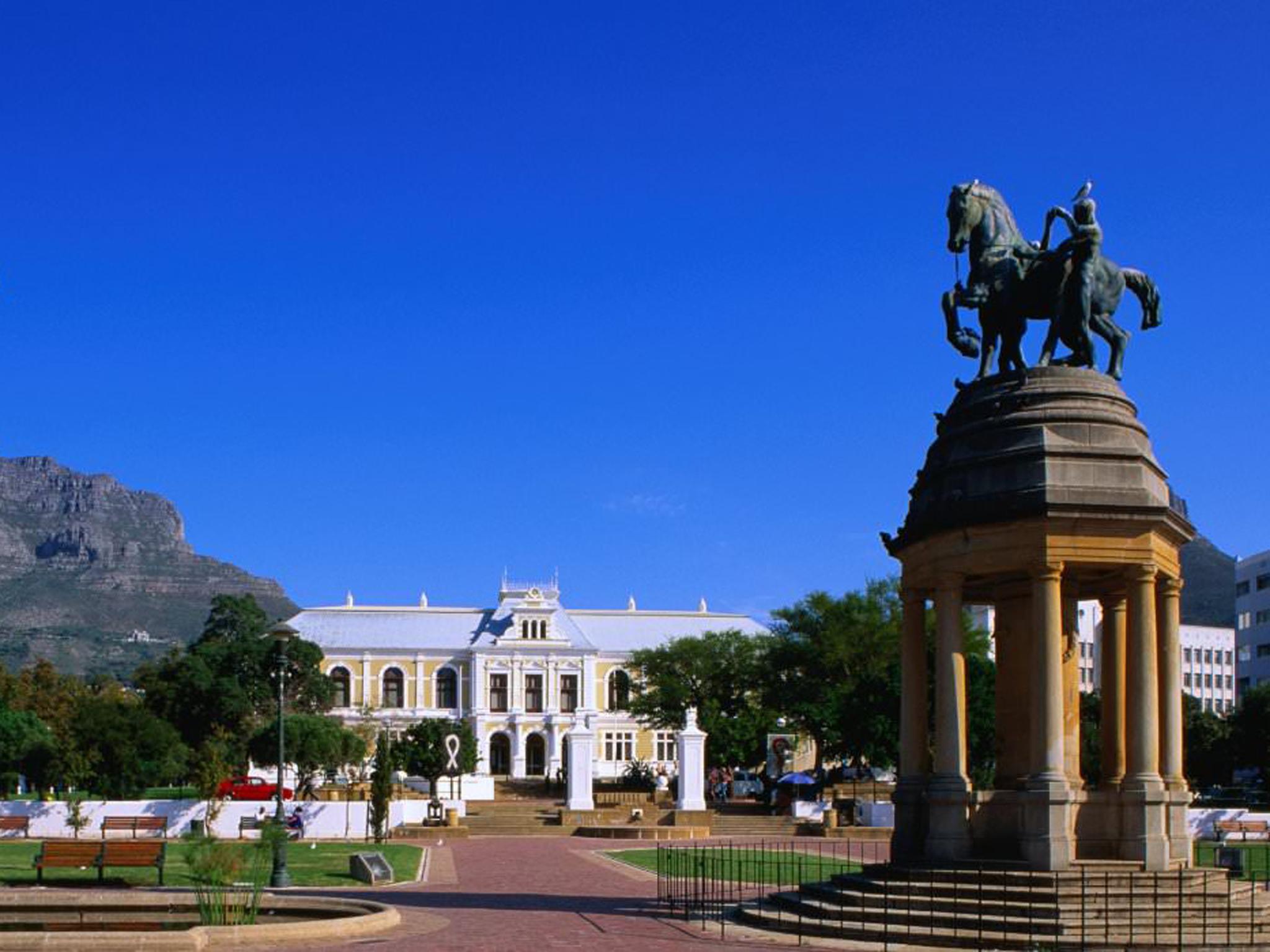 Cape Town For Desktop