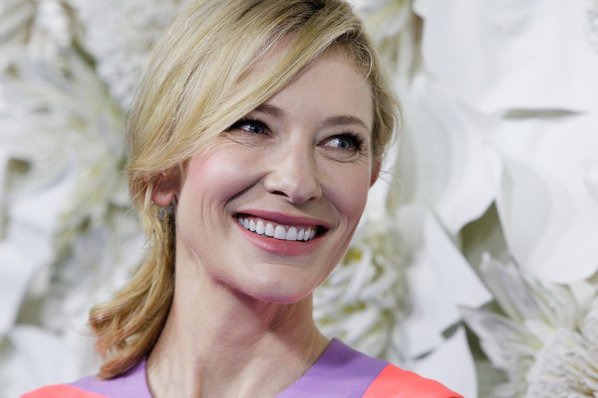 Cate Blanchett Hd