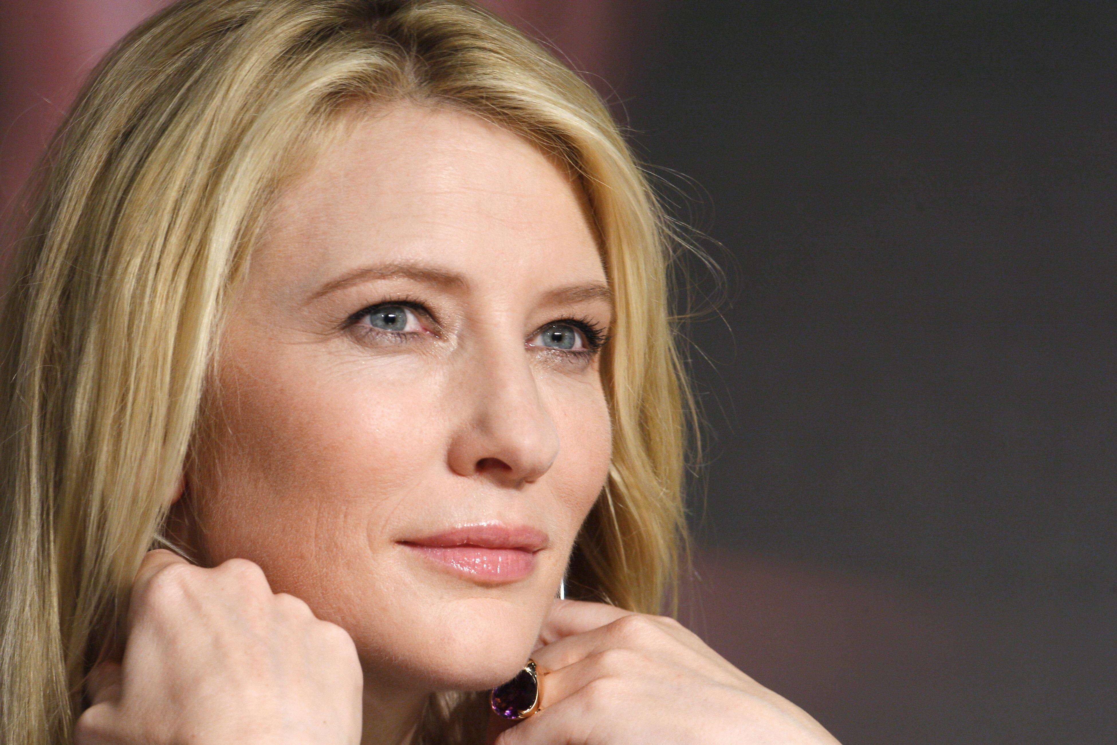 Cate Blanchett For Desktop