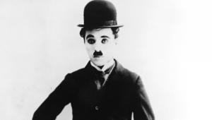 Charlie Chaplin Computer Wallpaper