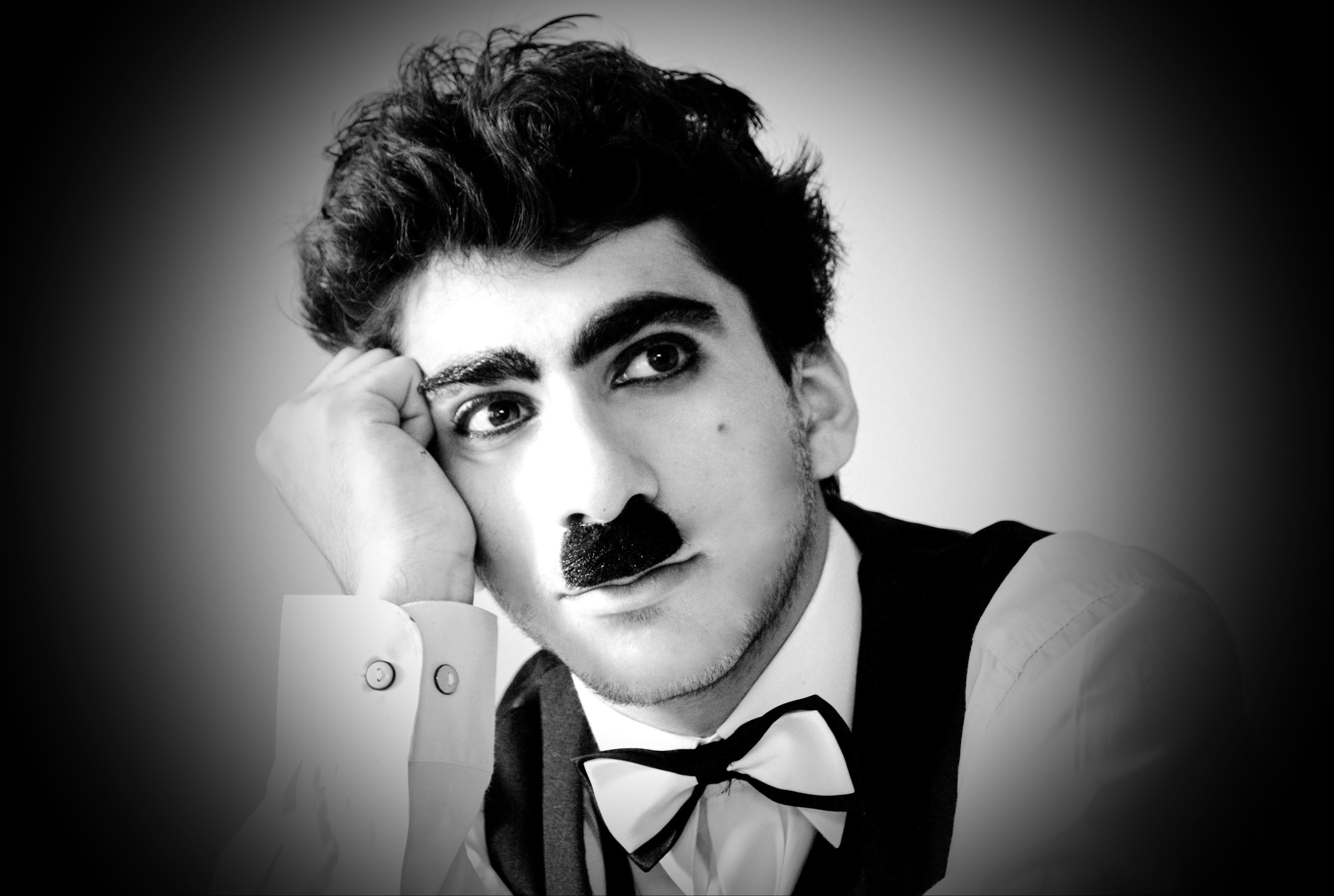 Charlie Chaplin Desktop