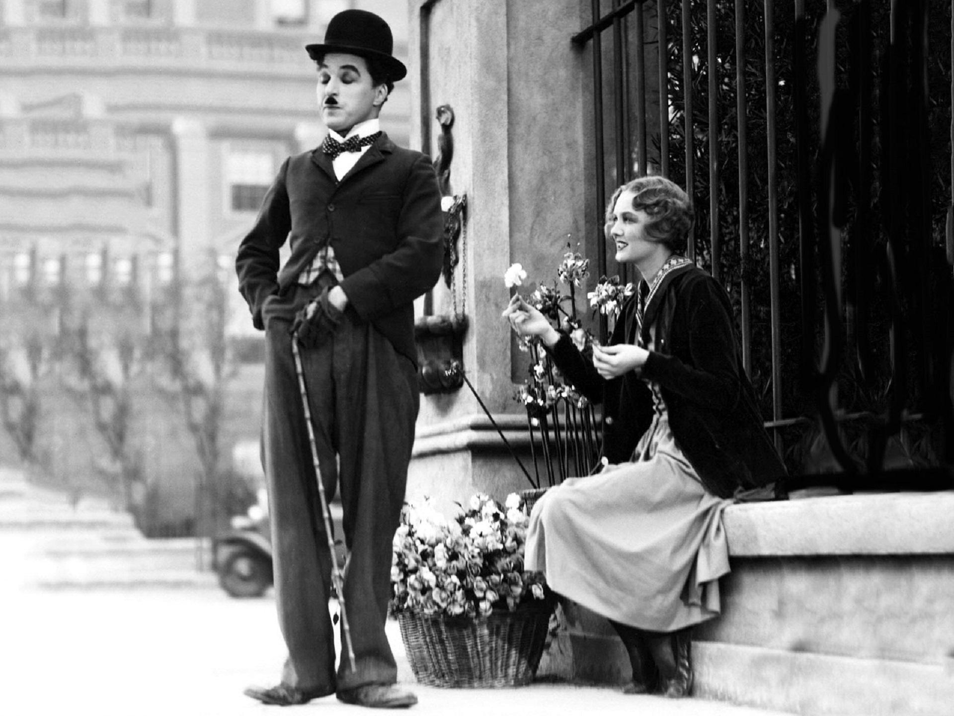 Charlie Chaplin Hd Wallpaper