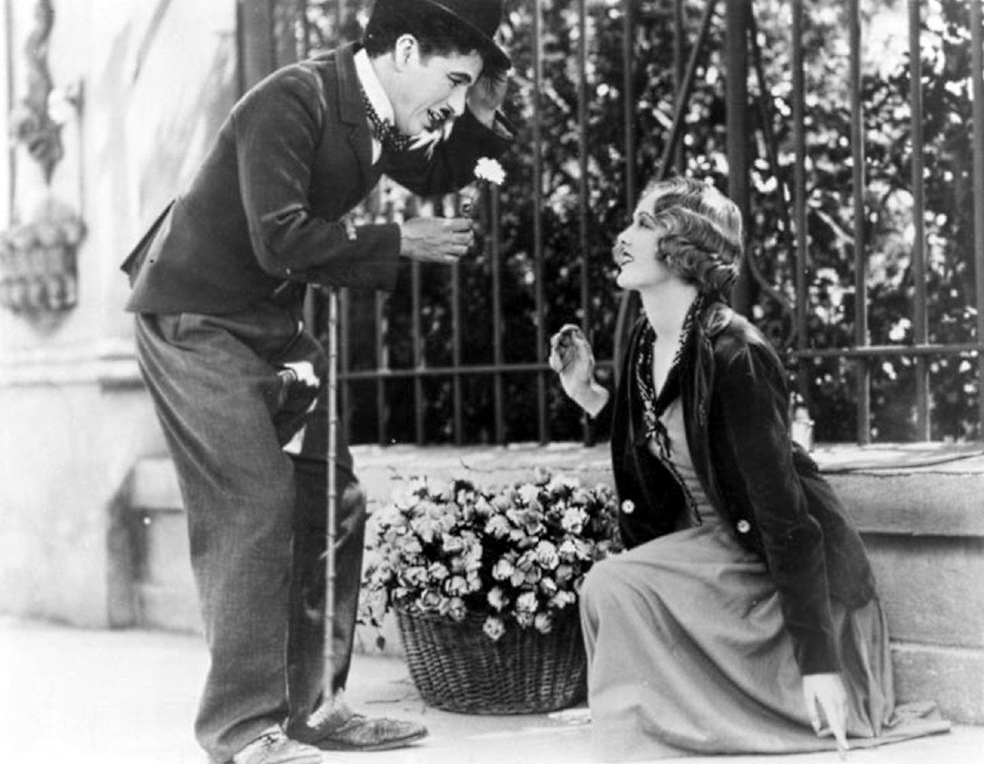 Charlie Chaplin Images