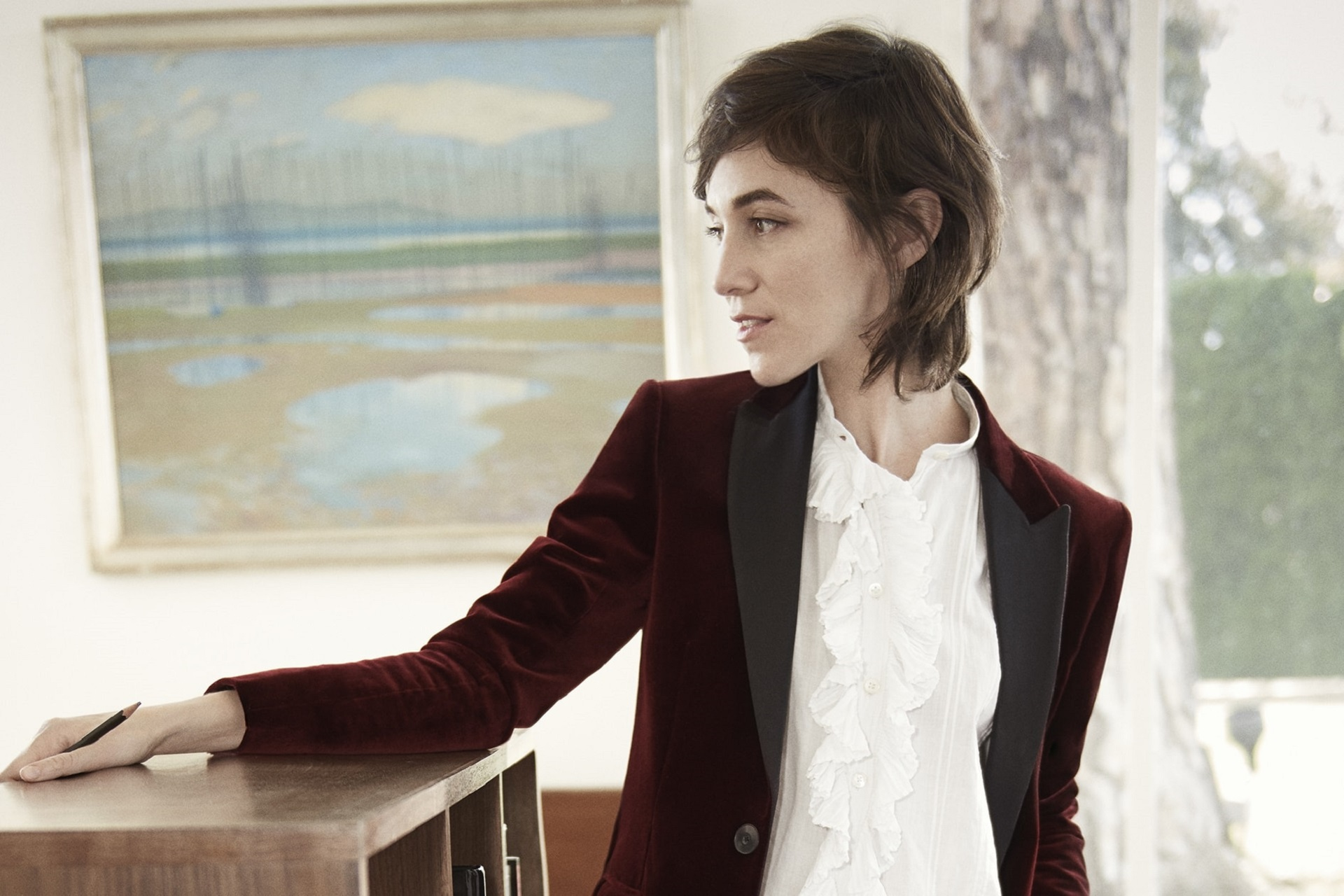 Charlotte Gainsbourg Wallpapers Hd