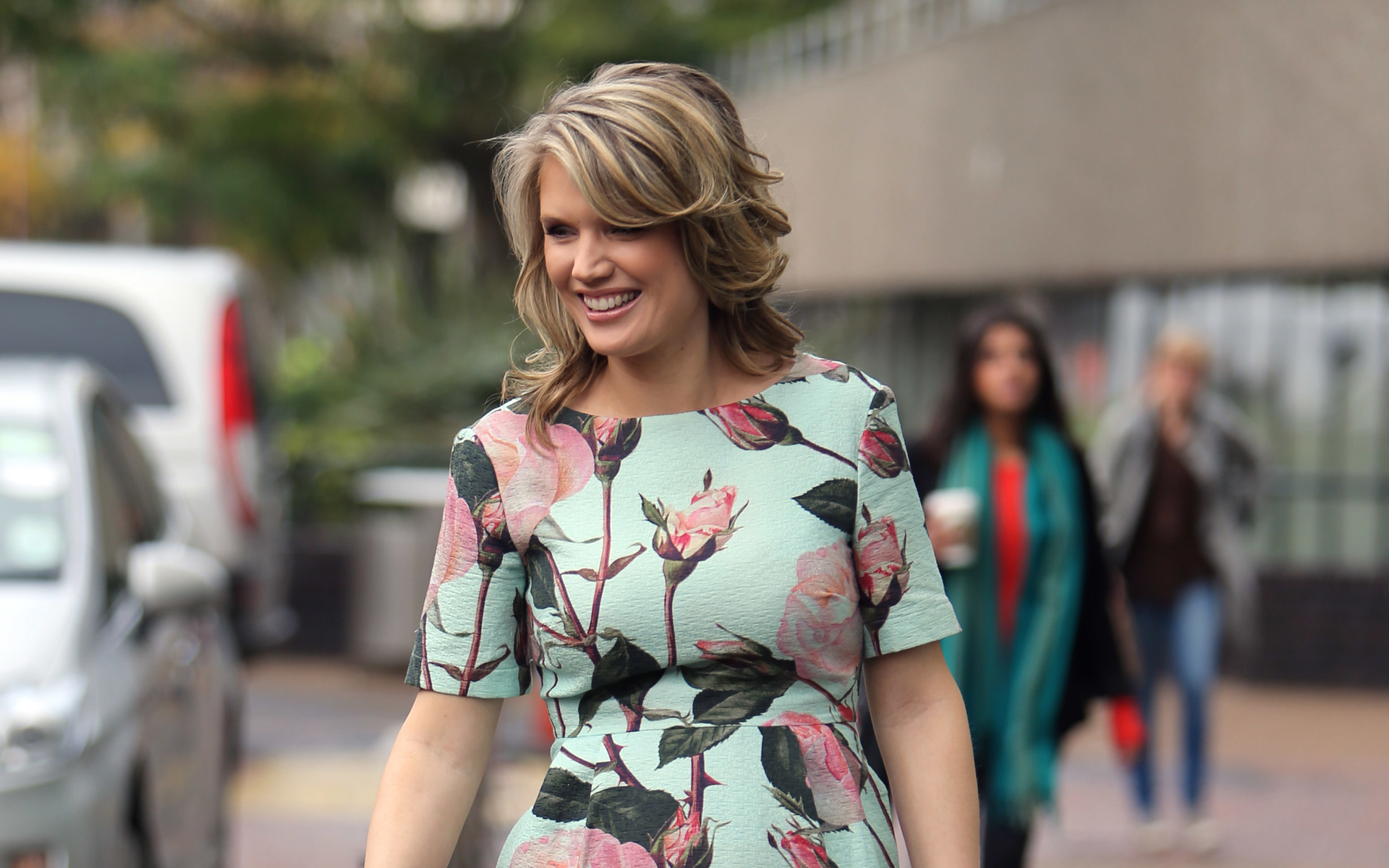 Charlotte Hawkins High Definition Wallpapers