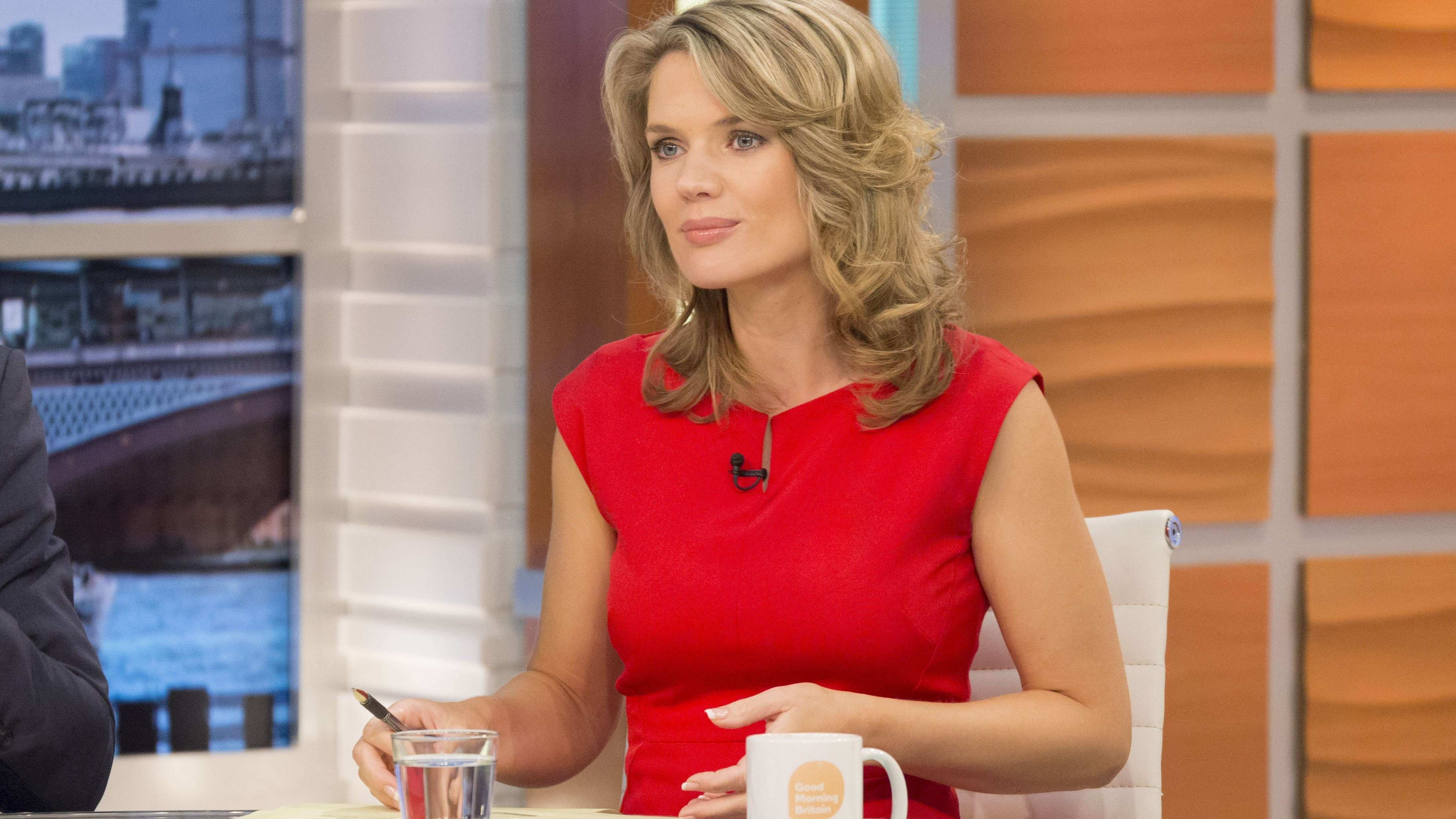Charlotte Hawkins Sexy Wallpapers
