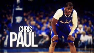 Chris Paul Hd Desktop