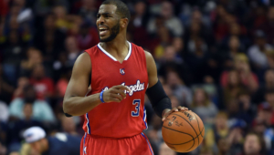 Chris Paul Hd Wallpaper