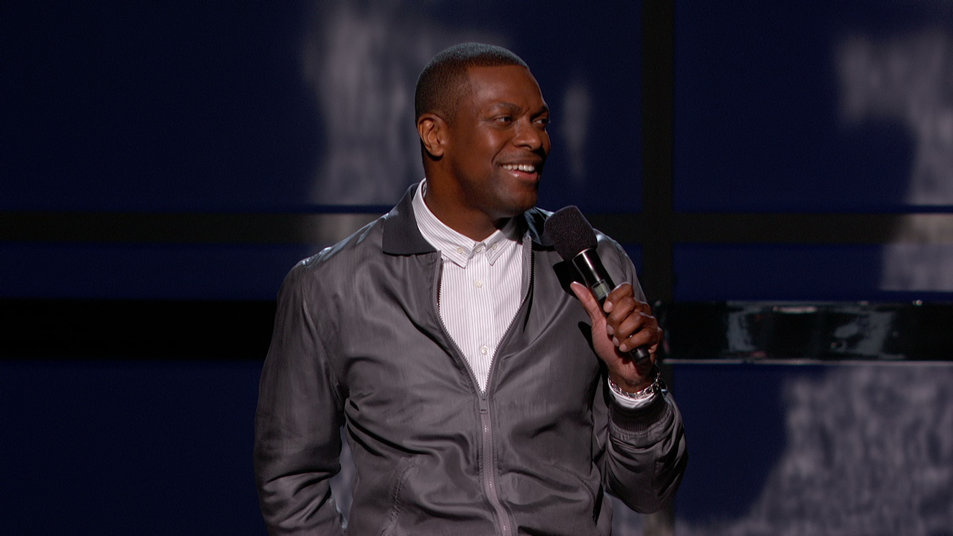 Chris Tucker Widescreen