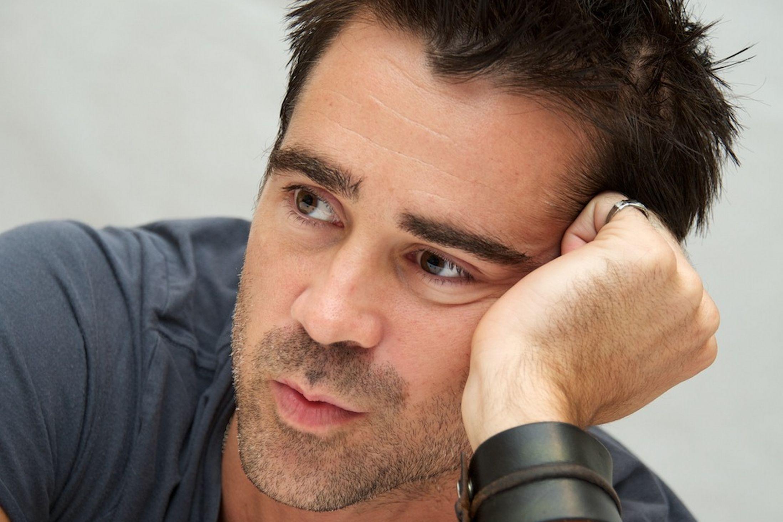 Colin Farrell Background