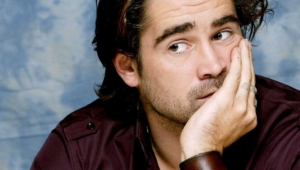 Colin Farrell Hd Background
