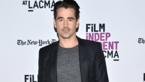 Colin Farrell Hd Wallpaper