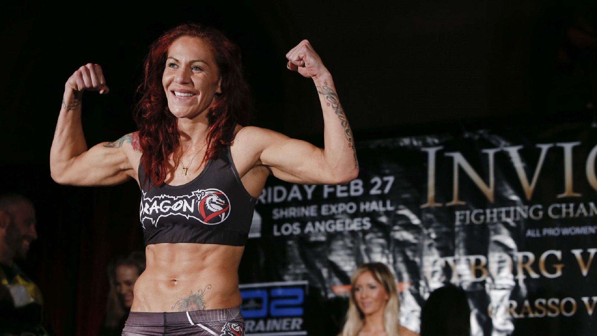 Cris Cyborg Wallpapers Hd