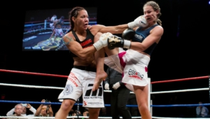 Cris Cyborg For Desktop
