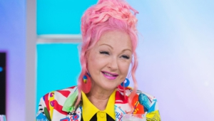 Cyndi Lauper High Definition