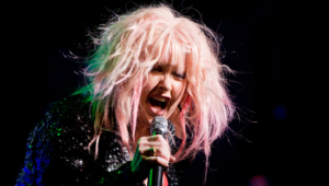 Cyndi Lauper Photos